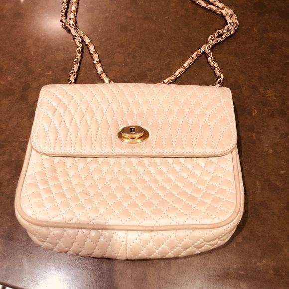 Bally Handbags - Bally Quilted turnlock Mini bag